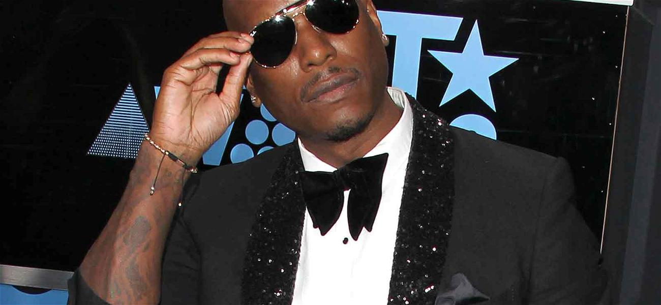 Tyrese Child Abuse Investigation Dropped By Officials
