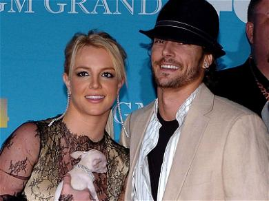 Kevin Federline Says He Makes Less Than 1% of Britney Spears' Income & Is Too Old to Dance