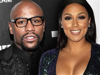 Floyd Mayweather Accuses Ex-Girlfriend Shantel Jackson of Illegally Recording Him While They Were Engaged
