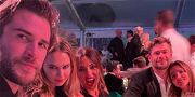 Liam Hemsworth and Gabriella Brooks Go Instagram Official For Charity