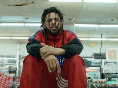 J. Cole Shoots Music Video In Preparation For Upcoming Album