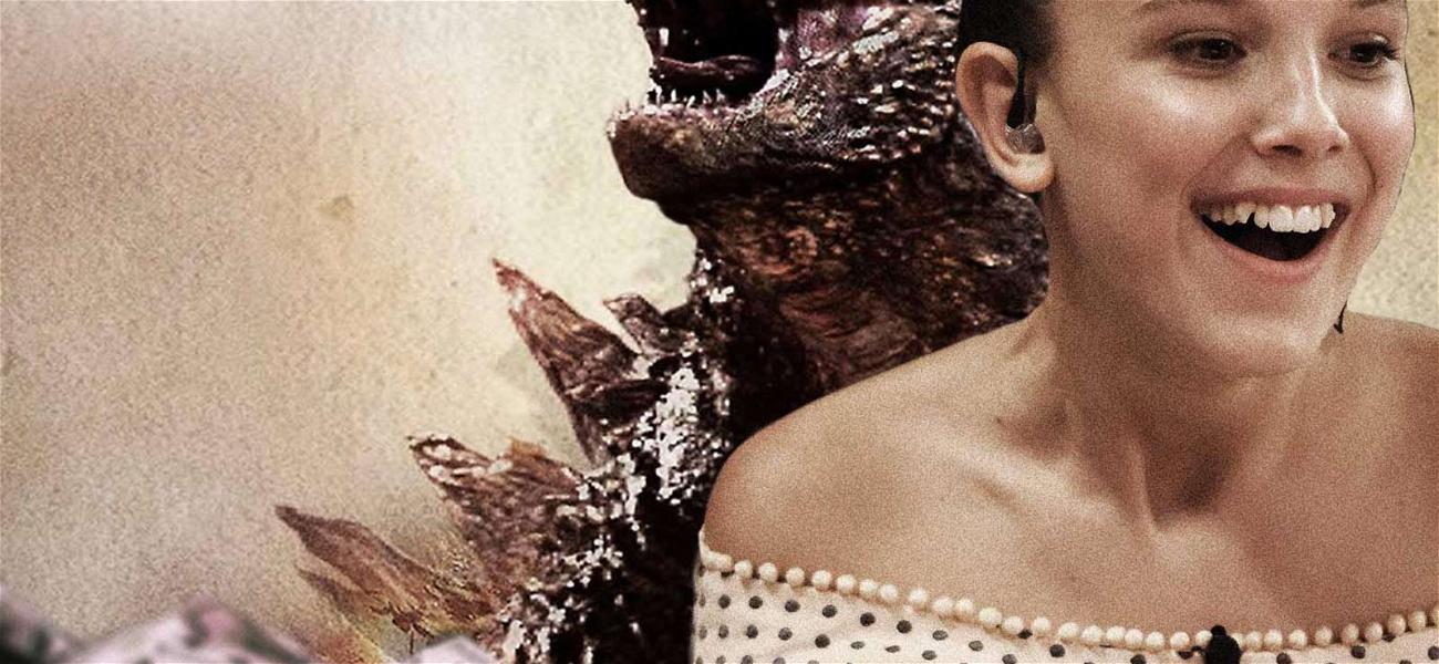 Millie Bobby Brown Scores Monster-Sized Million Dollar Paycheck for 'Godzilla'