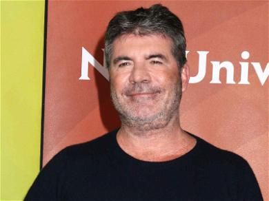 Simon Cowell Pays Off the Pool Guy After Being Hit with Lien on Beverly Hills Home