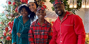 Kevin Hart Thanks God While Sharing Snowy Family Photo During Vacation