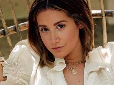 Ashley Tisdale Teases With Bottomless In-Bed Photo On Instagam
