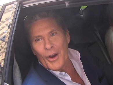 David Hasselhoff Says 'Knight Rider' Reboot Is Not a Done Deal … But It's Close!