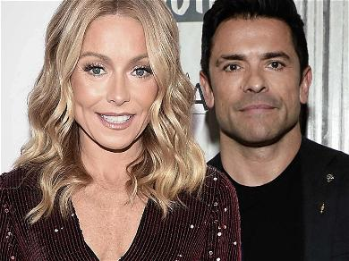Kelly Ripa's Husband Thought She Was Pregnant Because Of This Pic