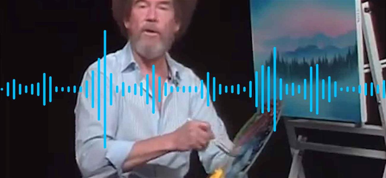 ? Bob Ross Can Now Read You Bedtime Stories ?
