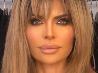 LisaRinna Admits She's Surprised By Seven-Year Run On 'RHOBH'