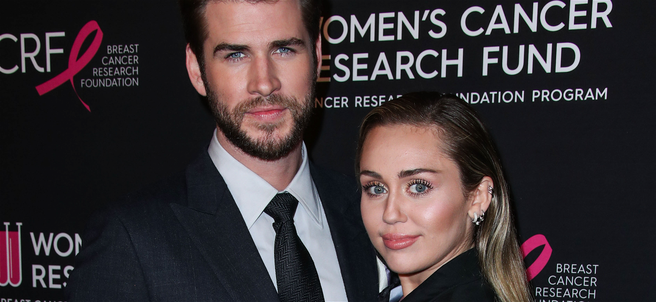 Liam Hemsworth's Sister-In-Law Disses Miley Cyrus: 'He Deserves Much More'