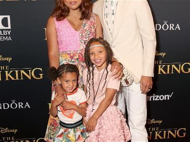 Ayesha Curry Takes Selfies with Kids to Show Us How Old We Are