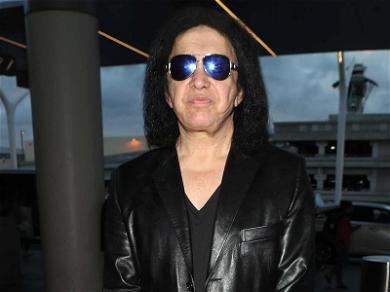 Gene Simmons Settles Sexual Assault Lawsuit After Allegedly Groping Reporter