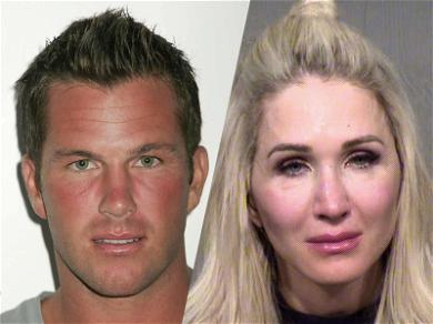 Doug Reinhardt Claims Wife Smeared His Blood On Herself During Crutch Beatdown