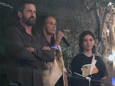 Gerard Butler Hosts Celebrity Fundraiser to Help Rebuild Malibu After Wildfires