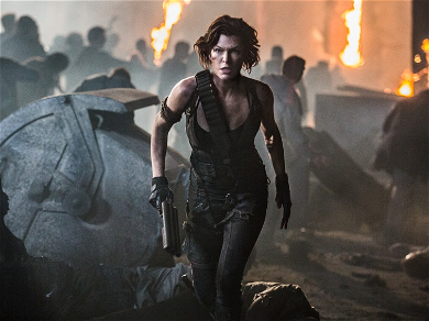 'Resident Evil' Stuntwoman Sues Milla Jovovich's Husband After Losing Arm In Set Accident