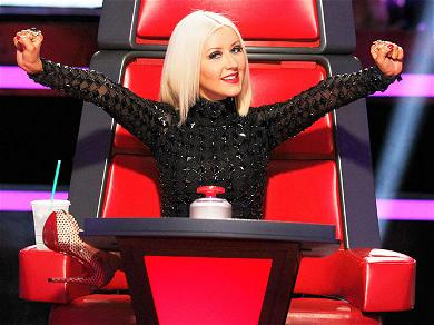 Christina Aguilera Suffers Major Wardrobe Malfunction, Exposing Video Goes Viral