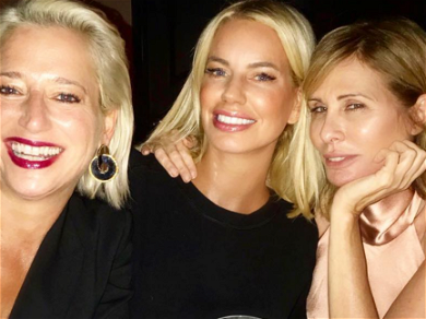 Ex-'RHONY' Star Carole Radziwill Cops To 'Shady' Post About Dorinda Medley's Departure