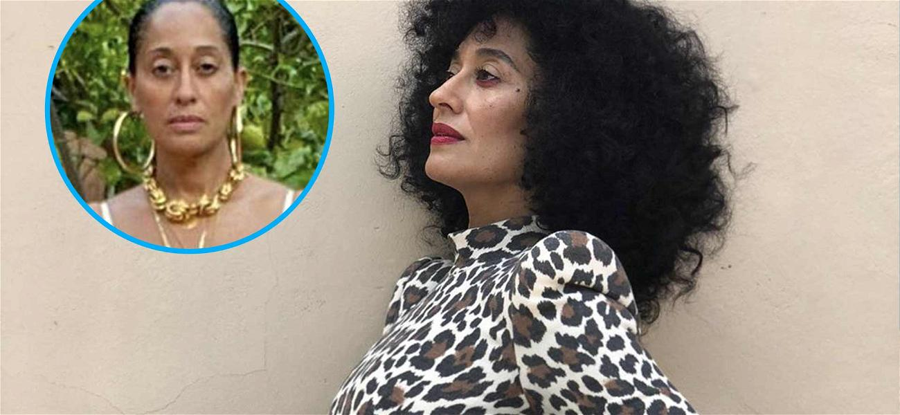 Tracee Ellis Ross, 47, Shows Off Her Banging Body In Skimpy Lingerie