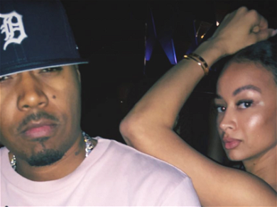 Draya Michele Gets Close With Rapper Nas Following Split From Fiancé Orlando Scandrick