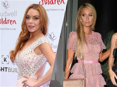 Lindsay Lohan Unbothered and Confused by Paris Hilton's 'Pathological Liar' Comment