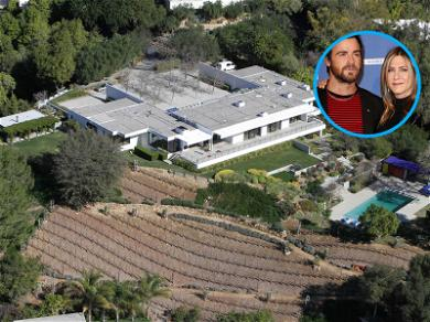 Jen Aniston and Justin Theroux Splitting Up Fortune Is Simple; Kept Property Separated, 'Friends' Money Not on the Table