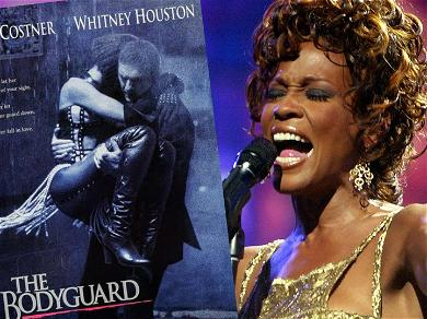 Kevin Costner Reveals Whitney Houston Wasn't the Female Featured on Iconic 'Bodyguard' Poster