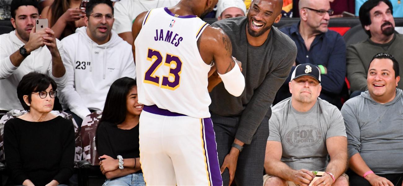 Kobe Bryant Shared Four Kids With His Wife Vanessa Bryant