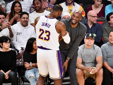 LeBron James Doesn't Want To Be Asked About Kobe Bryant Anymore