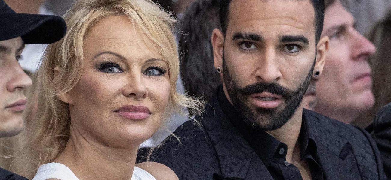 Pamela Anderson Dumps 'Monster' Boyfriend, Says He Was 'Living Double Life'