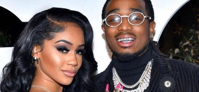Quavo & Saweetie Spark Breakup Rumors After Unfollowing Each Other On Instagram