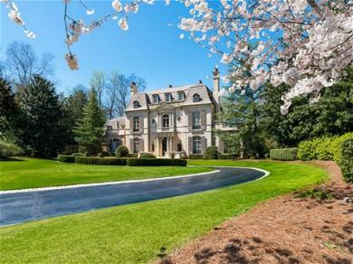 Tyrese's New ATL Mansion