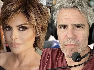 'RHOBH' Star Lisa Rinna Fires Back At Andy Cohen After 'Bulls–t' Reunion Allegations