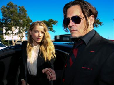 Johnny Depp 'Ripped Off' Amber Heard's Nightgown And 'Strangled' Her In 2015 Fight, Lawyer Says
