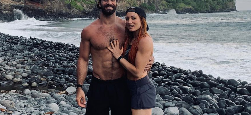 WWE Superstars Seth Rollins and Becky Lynch Are Engaged!