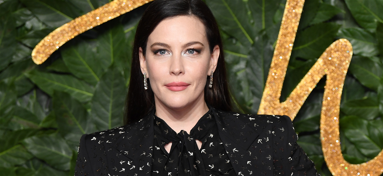 Liv Tyler Shows Off Pricey 'Lord of The Rings' Collector's Items Wasting Away in Her Attic