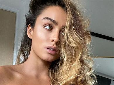 Sommer Ray Admits Revealing View In Sheer Braless Shirt