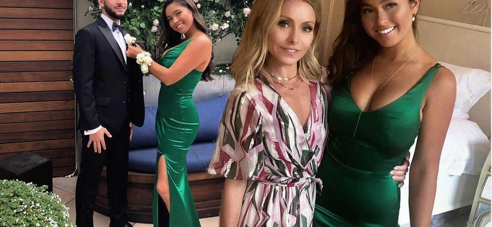 Kelly Ripa Shares Stunning Rare Photos Featuring 18-Year-Old Daughter Lola Grace For Easter