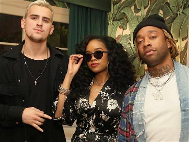 H.E.R. Parties with Stanaj and Ty Dolla $ign at Pre-Grammy Bash