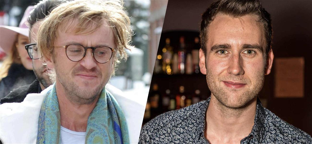 Neville Longbottom Actor Matthew Lewis Claps Back At Draco Malfoy's Aging Sucks Comment