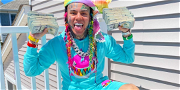 Tekashi 6ix9ine Released From Hospital After Suffering A Diet Pill 'Overdose'