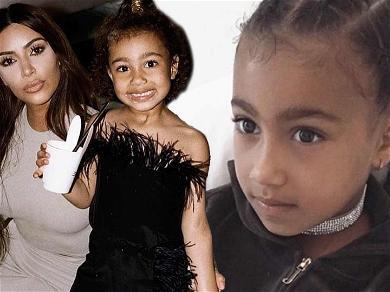 Kim Kardashian Looks Identical To North West in Cute Childhood Throwback