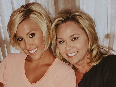 Savannah Chrisley Gets Emotional About Mom's Battle With Cancer