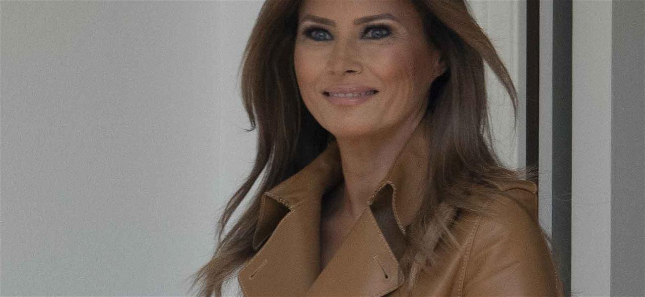 Melania Trump Leaves the Hospital After Undergoing Kidney Procedure