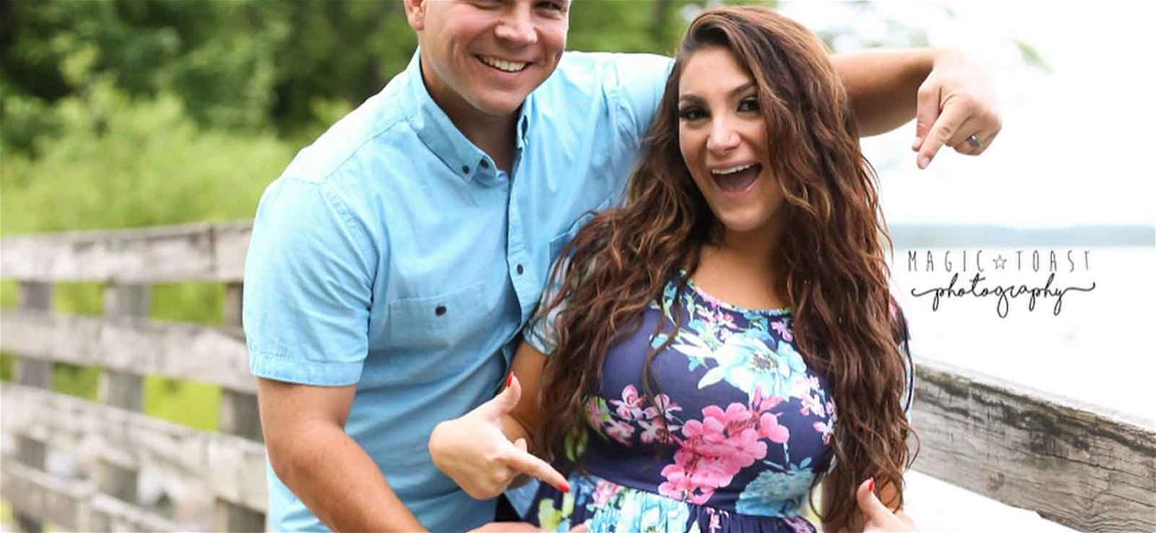 Deena Cortese Bringing Another 'Jersey Shore' Baby Into the World!