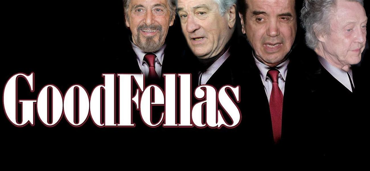Robert De Niro Makes His Friends an Offer They Can't Refuse