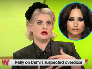 Kelly Osbourne Wants Everyone to 'Pray For' Demi Lovato After OD