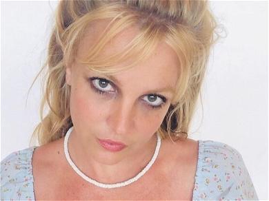 Britney Spears Crushes Instagram In Tiny Snakeskin String Bikini!!