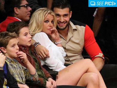 Britney Spears May Have Been Responsible for Lakers Loss
