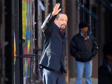 Ice-T Seen Walking Around After McLaren Towed During Toll Arrest