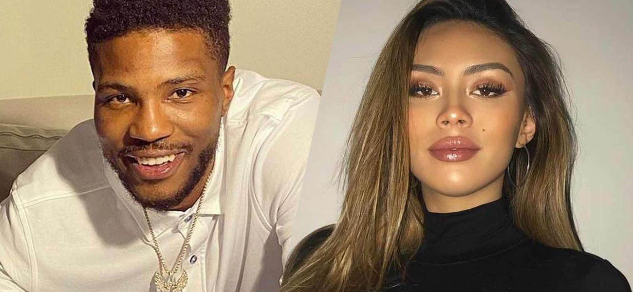 Malik Beasley's Wife Montana Yao Files For Divorce Days After Larsa Pippen Pics